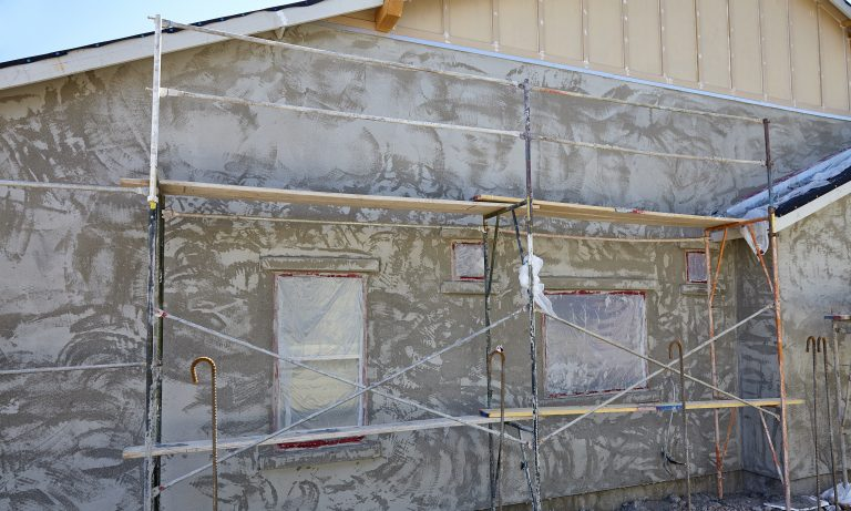 stucco over siding colorado springs